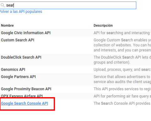 ☞ Obtener datos de Search Console día a día con php | Blog Seo